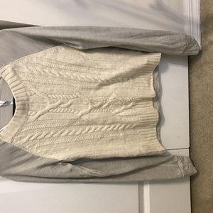 Lululemon Knit Sweater